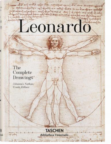 Hardcover Leonardo Da Vinci - The Graphic Work Book