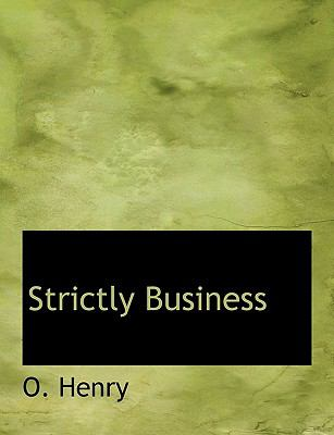 Paperback Strictly Business Book