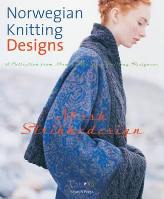 Norwegian Knitting Designs book by Mary Jane Mucklestone