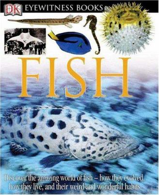 Fish (DK Eyewitness Books) - Book  of the DK Eyewitness Books