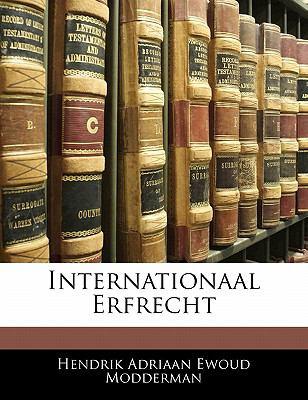 Paperback Internationaal Erfrecht Book