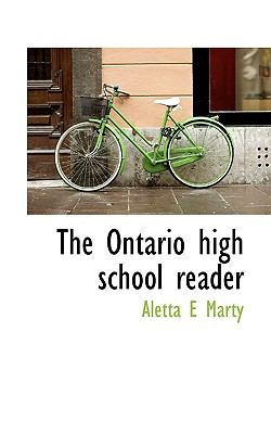 Paperback The Ontario High School Reader Book