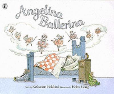 Paperback Angelina Ballerina Book