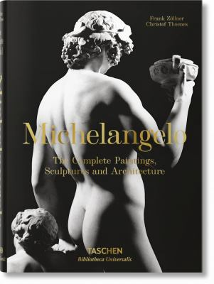 Hardcover Michelangelo - The Complete Paintings, Sculptures and Architecture Book