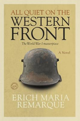Paperback All Quiet on the Western Front Book