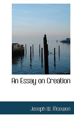Paperback An Essay on Creation Book