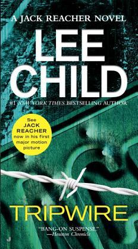 Tripwire - Book #3 of the Jack Reacher