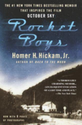 Paperback Rocket Boys Book