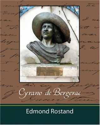 Paperback Cyrano de Bergerac : A Heroic Comedy in Five Acts Book