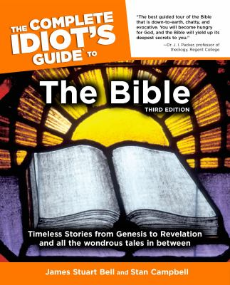 Paperback Complete Idiot's Guide to the Bible Book