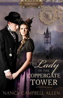 Paperback The Lady in the Coppergate Tower Book