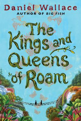 Hardcover The Kings and Queens of Roam Book