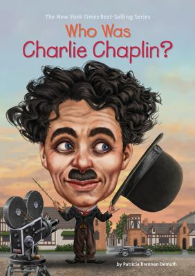 Who Was Charlie Chaplin? - Book  of the Who Was/Is...?