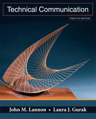 Technical communication (12th edition) 12th edition   rent.