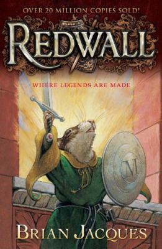 Paperback Redwall Book