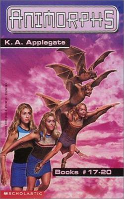 Animorphs Book Series