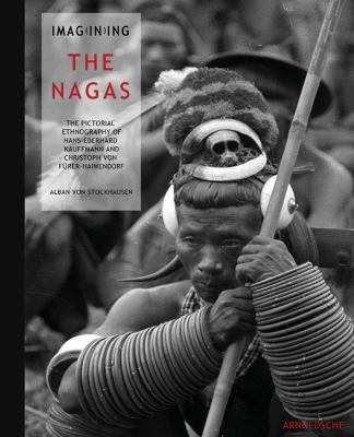 Hardcover Imagining the Nagas Book