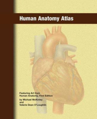 Human Anatomy Atlas Book By Michael Mckinley