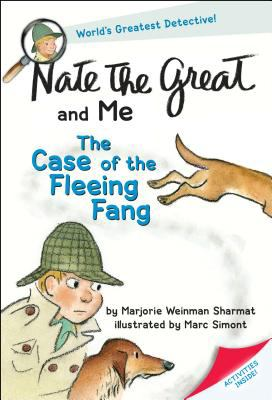 The Case of the Fleeing Fang (Nate The Great And Me) - Book #21 of the Nate the Great