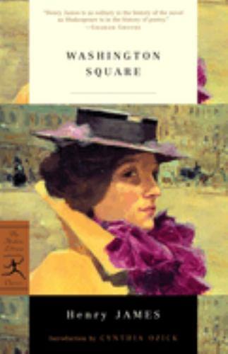 Paperback Washington Square Book