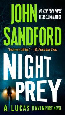 Night Prey Book 6 In The Lucas Davenport Series By John Sandford