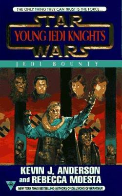 Jedi Bounty - Book  of the Star Wars Legends