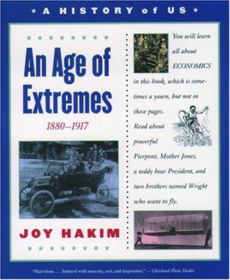 Paperback An Age of Extremes, 1880-1917 Book
