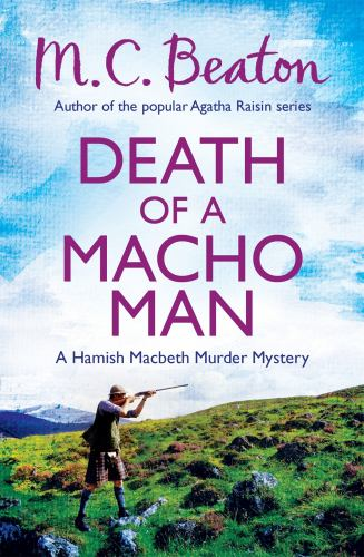 Death of a Macho Man 1472105311 Book Cover