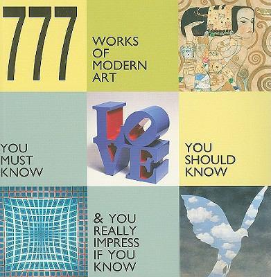 777 Works of Modern Art - Varios