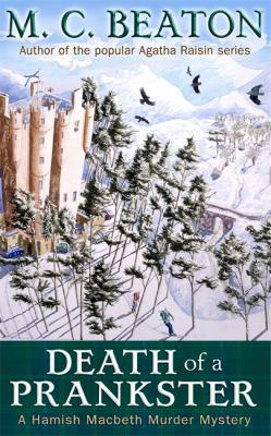 Death of a Prankster (Hamish Macbeth Murder Mys... 1845297369 Book Cover