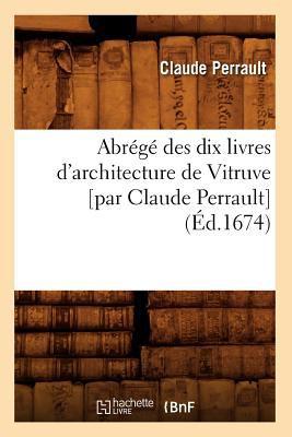 abr g des dix livres d 39 architecture de book. Black Bedroom Furniture Sets. Home Design Ideas