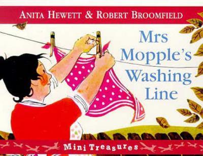 Mrs. Mopple's Washing Line (Mini Treasure) - Anita Hewett
