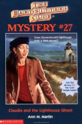 Paperback Claudia and the Lighthouse Ghost Book