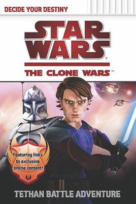 Tethan Battle Adventure. - Book  of the Star Wars Legends