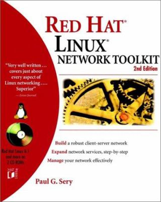 Red Hat Linux Network Toolkit [With CD] book by Paul G  Sery