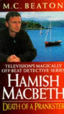Death of a Prankster (Hamish Macbeth Mysteries,... 0553409697 Book Cover