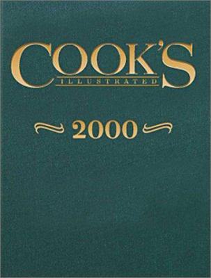 Cook's Illustrated 2000 - Book  of the Cook's Illustrated Annuals
