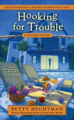 A crochet mystery series books