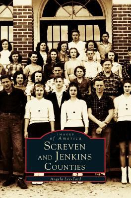 Screven and Jenkins Counties - Book  of the Images of America: Georgia