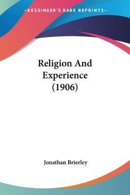 Paperback Religion and Experience Book
