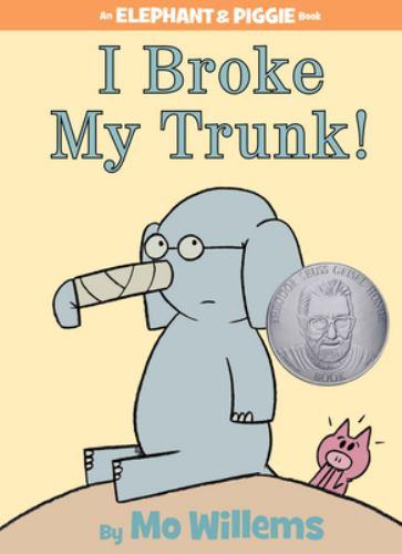 Hardcover I Broke My Trunk! Book