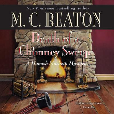 Death of a Chimney Sweep B004XGC22Q Book Cover