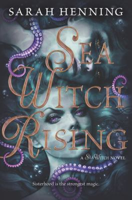 Hardcover Sea Witch Rising Book
