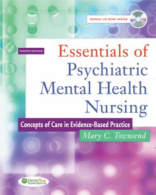 Essentials Of Psychiatric Mental Health Book By Mary C Townsend
