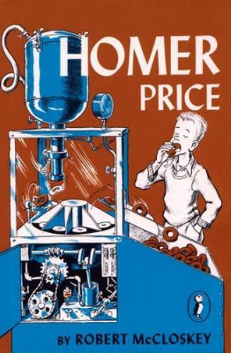 Paperback Homer Price Book
