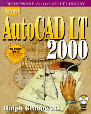 Details about Learn AutoCAD LT 2000 by Ralph Grabowski