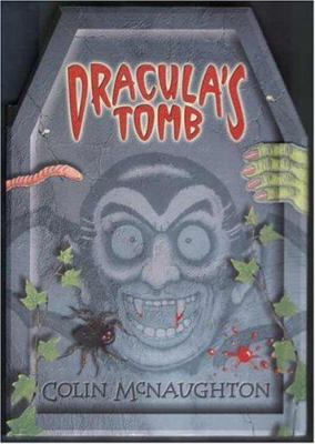 Dracula's Tomb 076360495X Book Cover