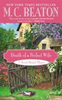 Death of a Perfect Wife 1455524069 Book Cover