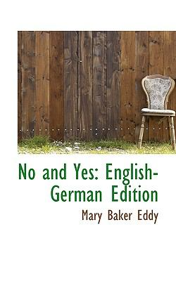 Paperback No and Yes : English-German Edition Book