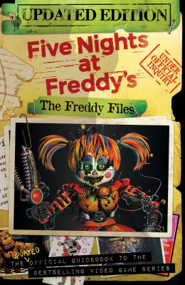 Paperback Freddy Files Book